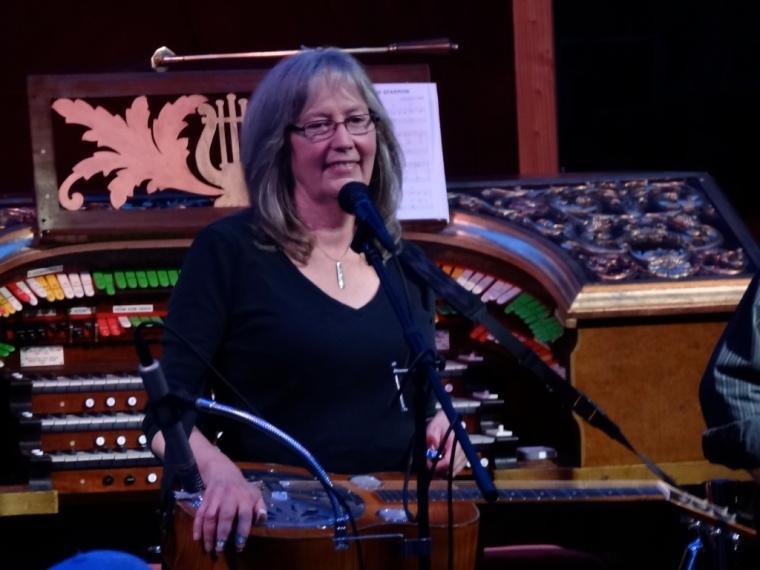 """Kathy Barwick at """"Live at Wendell's"""""""