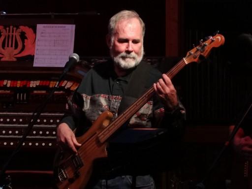 Bassist Steve O'Neill